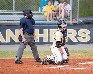 2019 Baseball: Turner County vs Tiftarea Academy