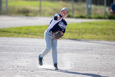 2020 Mount Pearl Blazers Baseball