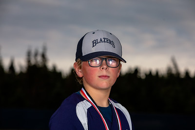 2020 Mount Pearl Blazers Team and Individual shots