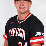 NCAA BASEBALL:  SEP 17 Davidson Baseball Photo Day