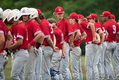 AW, Baseball, Freedom, Riverside, Loudoun County, Playoffs, semifinals