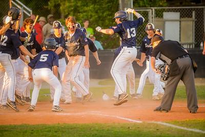Tiftarea Academy Final Four Baseball vs Brookwood Game 3 All Photos: © Shine Rankin Jr./SGSN