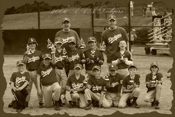 AAA Dodgers Mariners June 17 2006