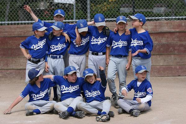 AAA Dodgers Team May 20 2006
