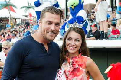 Chris Soules and Miss MidState