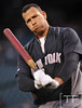 Oct 16, 2012; Detroit, MI, USA; New York Yankees third baseman Alex Rodriguez before game three of the 2012 ALCS against the Detroit Tigers at Comerica Park.  Mandatory Credit: Tim Fuller-USA TODAY Sports