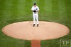 Oct 6, 2012; Detroit, MI, USA; Detroit Tigers starting pitcher Justin Verlander (35) during the first inning of game one of the 2012 ALDS against the Oakland Athletics at Comerica Park. Detroit won 3-1. Mandatory Credit: Tim Fuller-US PRESSWIRE