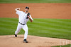 Oct 6, 2012; Detroit, MI, USA; Detroit Tigers starting pitcher Justin Verlander (35) delivers a pitch during the second inning of game one of the 2012 ALDS against the Oakland Athletics at Comerica Park.  Mandatory Credit: Tim Fuller-US PRESSWIRE