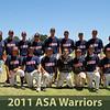 2011 ASA Warriors