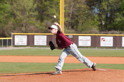 AMS Baseball vs Heritage 4/24/09 -ARCHIVED