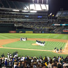 """It's not Tony Bennett singing """"I Left My Heart in SF"""" but it's good music for A's fans!"""