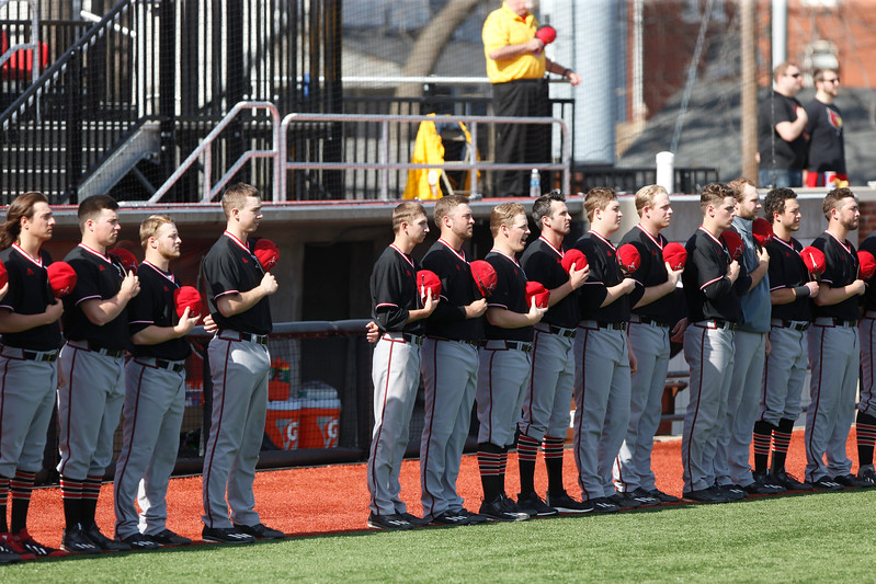Baseball anthem lineup