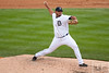 Oct 7, 2012; Detroit, MI, USA; Detroit Tigers relief pitcher Joaquin Benoit (53) delivers a pitch during the seventh inning of game two of the 2012 ALDS against the Oakland Athletics at Comerica Park.  Mandatory Credit: Tim Fuller-US PRESSWIRE