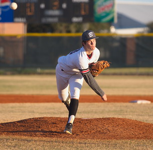 Clay Griffin, starting pitcher