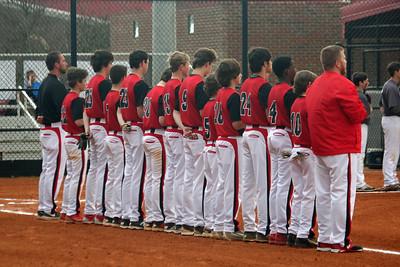 BMS Baseball vs. Heard Co 03/14/16