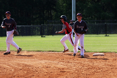 (3) BMS Baseball vs Heard Co 04/19/16