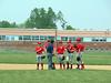 Saranac Lake v Beekmantown • Mathew w/teammates on infield