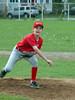 • Mathew on the pitcher's mound