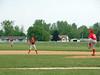Saranac Lake v Beekmantown • Mathew in left field