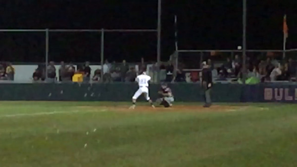 23 hits and  9 beats the pickle and slides home