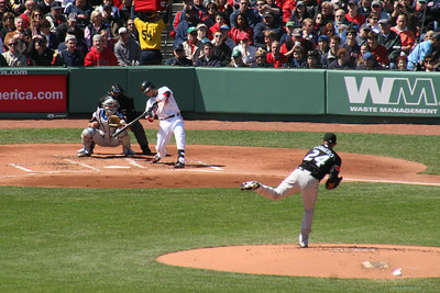 2011 Boston Red Sox vs. Toronto