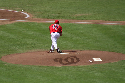 Nats Vs Giants - Sept 2, 2007