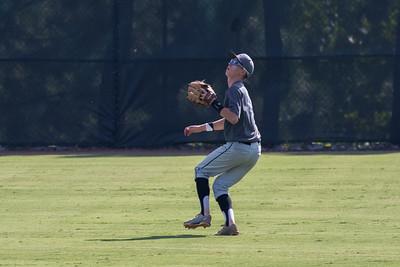 2015 - Aaron Williams at USA Baseball