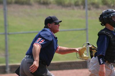 2010 USA Baseball Umpire