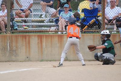 Dylan Baseball Game June 27, 2004