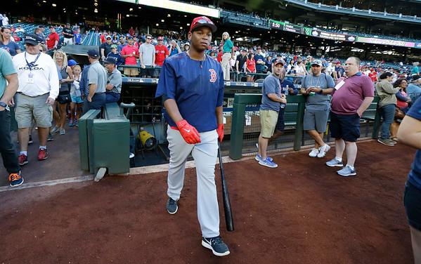 Boston Red Sox: Rafael Devers