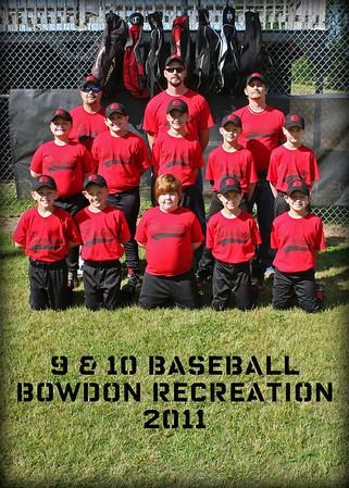 Bowdon 9&10 Team Photos - Coach Kidd