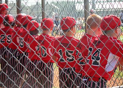 Bowdon Baseball State Tourney 2011
