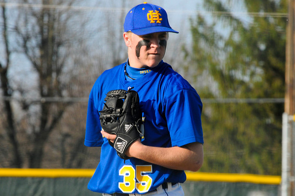 Brandon Henry Clay baseball