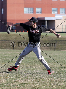 Broad Run @ Mason JV Baseball (19 Mar 2019)