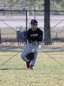 Broad Run @ Mason JV Baseball (19 Mar 2019)