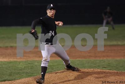 Brownsburg vs Avon Baseball HC Championship 4-9-11