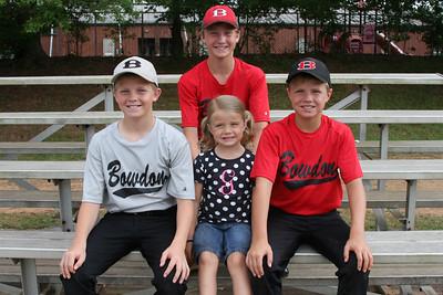 Buchanan Baseball 2015