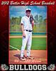 Tyler Wilson 8x10 portrait