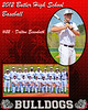 Dalton Eisenbath 8x10 varsity portrait inidvidual and group