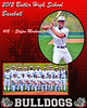 Stefan Montanez 8x10 varsity portrait inidvidual and group