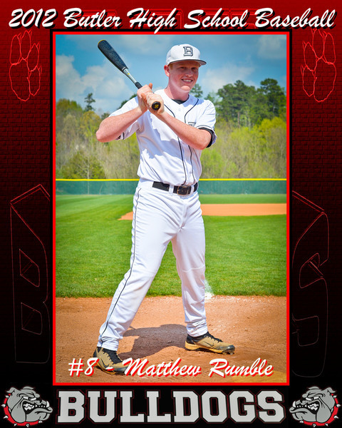 Matthew Rumble 8x10 portrait