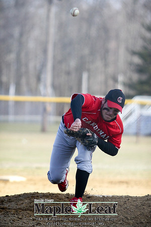 Cardinal Baseball v Garfield