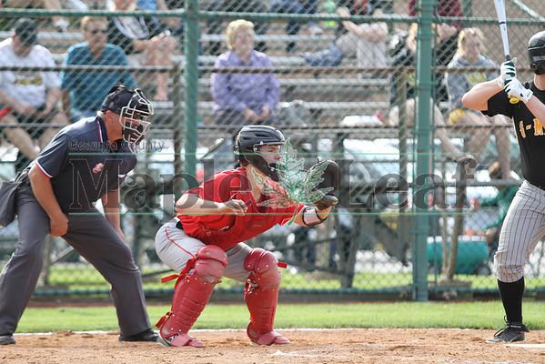 Cardinal vs. Garfield Baseball 2014