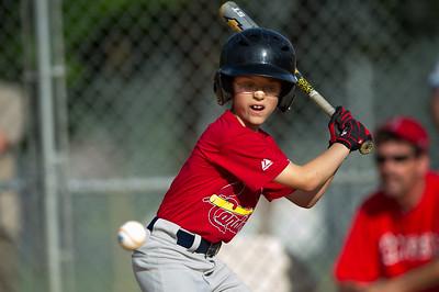 Cardinals vs Angels 05/15/12