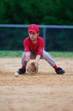 Cardinals vs Indians 06/12/09