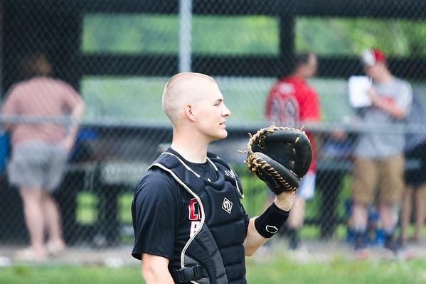 Chardon Alumni Baseball Game '15