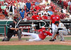 Cincinnati Reds Photo. Cincinnati Sports Photographer Vincent Rush