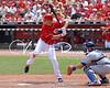 Jay Bruce, Cincinnati Reds Photo. Cincinnati Sports Photographer Vincent Rush