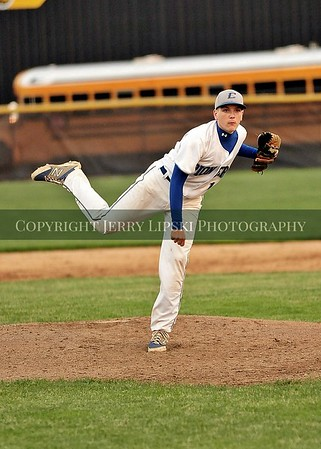 Clark Pioneers Sectional Baseball May28 vs Griffith