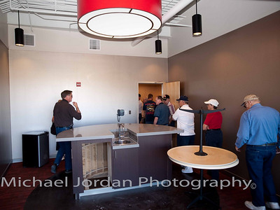 The Cleveland Indians Suite at the Goodyear Ballpark - Cleveland Indians Spring Training Stadium